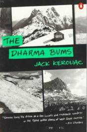 book cover of The Dharma Bums by Jack Kerouac