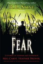 book cover of Fear: 13 Stories of Suspense and Horror by unknown author