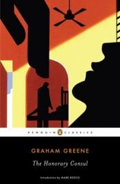 book cover of Konsulen by Graham Greene