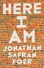 book cover of Here I Am by Jonathan Safran Foer