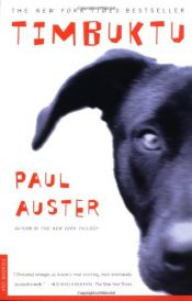 book cover of Timbuktu by Paul Auster