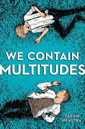 book cover of We Contain Multitudes by Sarah Henstra