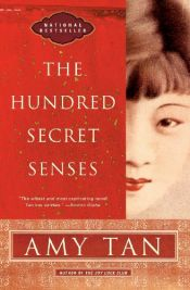 book cover of The Hundred Secret Senses by Amy Tan