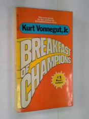 book cover of Breakfast of Champions by Kurt Vonnegut