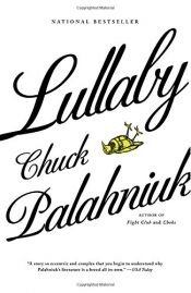 book cover of Lullaby by Chuck Palahniuk