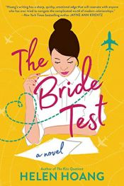 book cover of The Bride Test by Helen Hoang