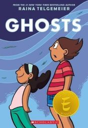 book cover of Ghosts by Raina Telgemeier