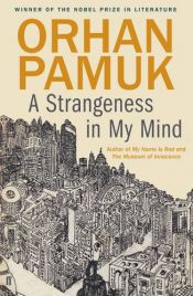 book cover of A Strangeness in My Mind by NA