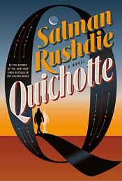 book cover of Quichotte by Salman Rushdie