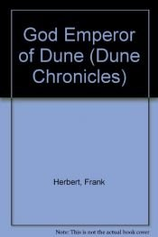 book cover of God Emperor of Dune by Frank Herbert