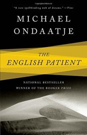 book cover of The English Patient by Michael Ondaatje