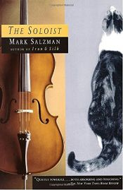 book cover of The Soloist by Mark Salzman