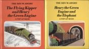 book cover of Henry, the Green Engine and the Elephant: Pop-up Book by Rev. Wilbert Vere Awdry