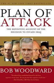 book cover of Plan of Attack by Bob Woodward