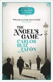 book cover of Engelens spill by Carlos Ruiz Zafón