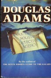 book cover of Dirk Gently's Holistic Detective Agency by Douglas Adams