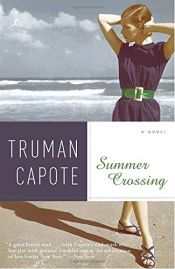book cover of Sommercruise by Truman Capote
