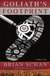 book cover of Goliath's Footprint by Brian Schan