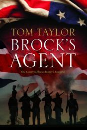 book cover of Brock's Agent by tom taylor