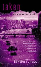 book cover of Taken (Alex Verus Book 3) by Benedict Jacka