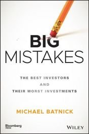 book cover of Big Mistakes by Michael Batnick