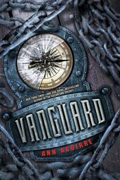 book cover of Vanguard by Ann Aguirre
