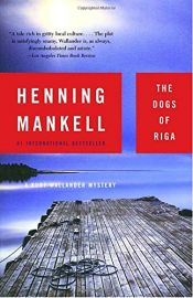 book cover of Riia koerad by Henning Mankell