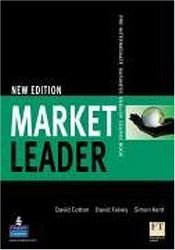 book cover of Market Leader Level 2 Course Book and CD Pack by David Cotton|David Falvey|Simon Kent