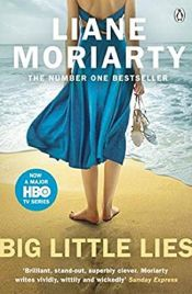 book cover of Big Little Lies by Liane Moriarty