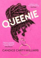 book cover of Queenie by Candice Carty-Williams
