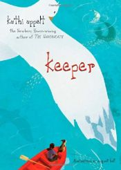 book cover of Keeper by Kathi Appelt