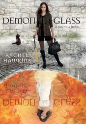 book cover of Hex Hall, Book 2: Demonglass by Rachel Hawkins