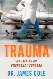 book cover of Trauma by James Cole
