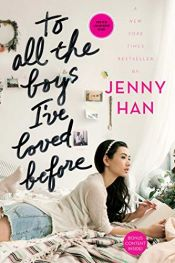 book cover of To All the Boys I've Loved Before by Jenny Han
