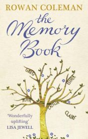 book cover of The Memory Book by Rowan Coleman