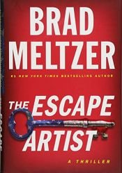 book cover of The Escape Artist by Brad Meltzer