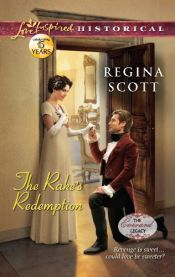 book cover of The Rake's Redemption (The Everard Legacy) by Regina Scott
