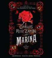 book cover of Marina by Carlos Ruiz Zafón
