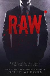 book cover of Raw by Belle Aurora