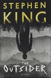 book cover of The Outsider by Stephen King
