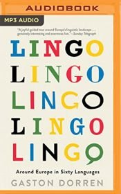 book cover of Lingo by Gaston Dorren
