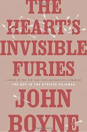 book cover of The Heart's Invisible Furies: A Novel by unknown author