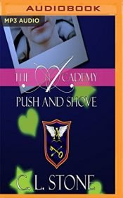 book cover of Push and Shove by C. L. Stone