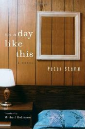 book cover of On a day like this by Peter Stamm