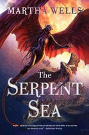 book cover of The Serpent Sea: Volume Two of the Books of the Raksura by Martha Wells