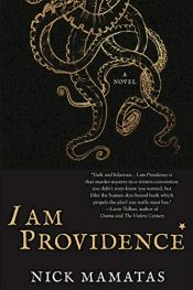 book cover of I am Providence by Nick Mamatas
