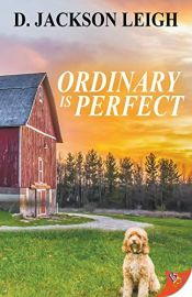 book cover of Ordinary is Perfect by D.Jackson Leigh