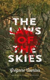 book cover of The Laws of the Skies by Grégoire Courtois
