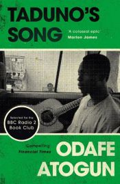book cover of Taduno's Song by Odafe Atogun