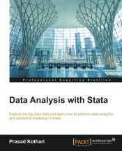 book cover of Data Analysis with STATA by Prasad Kothari